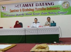 Seminar dan Workshop Yumeiho Indonesia.